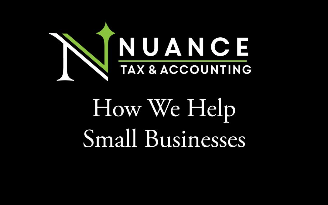 Our Core Focus – Reducing Taxes while doing your bookkeeping & payroll