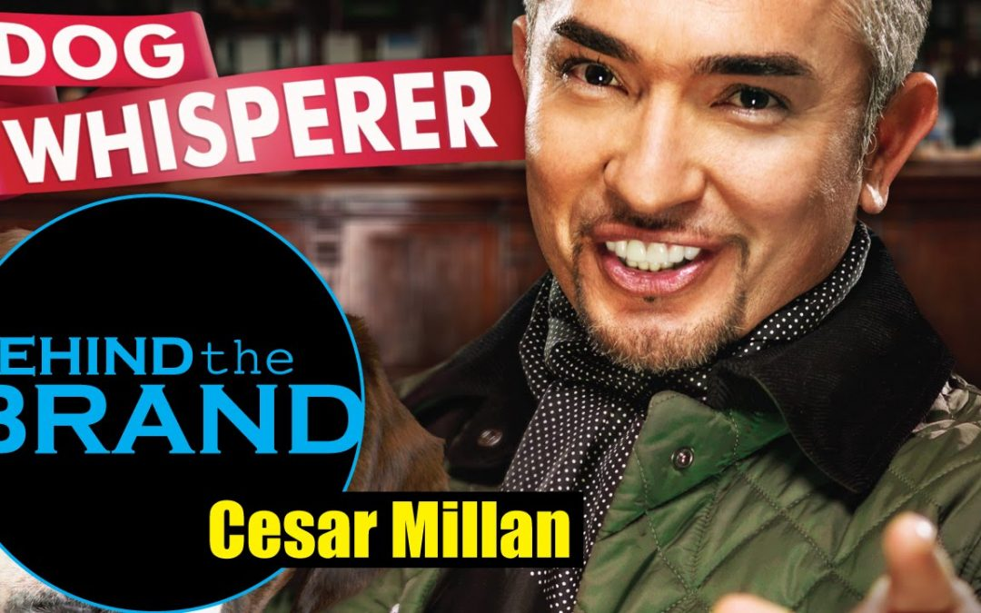 The Dog Whisperer Cesar Millan talks about being an entrepreneur